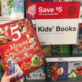 $5 off $20 Kids' Books