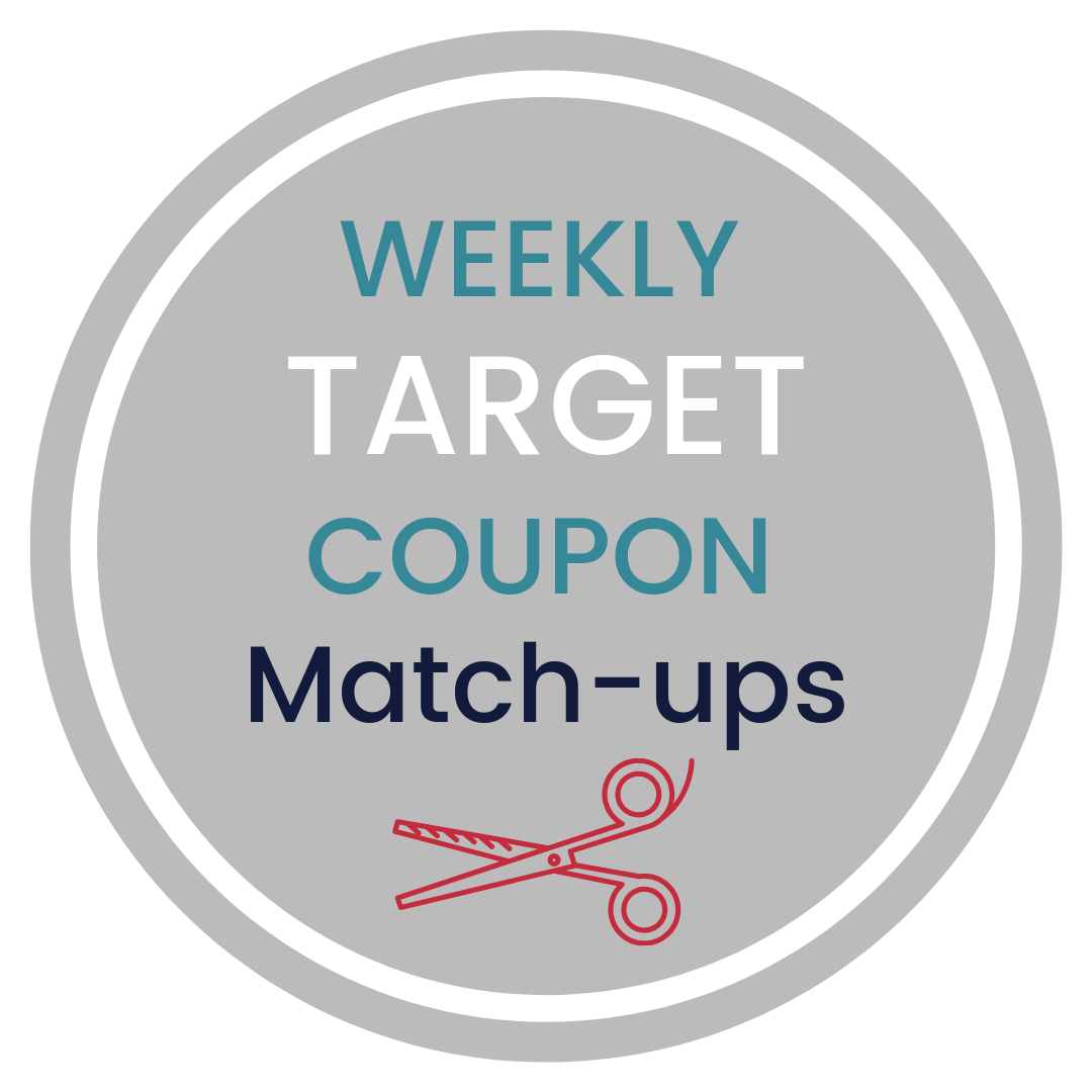 Target Coupons Weekly Match Up All Things Target