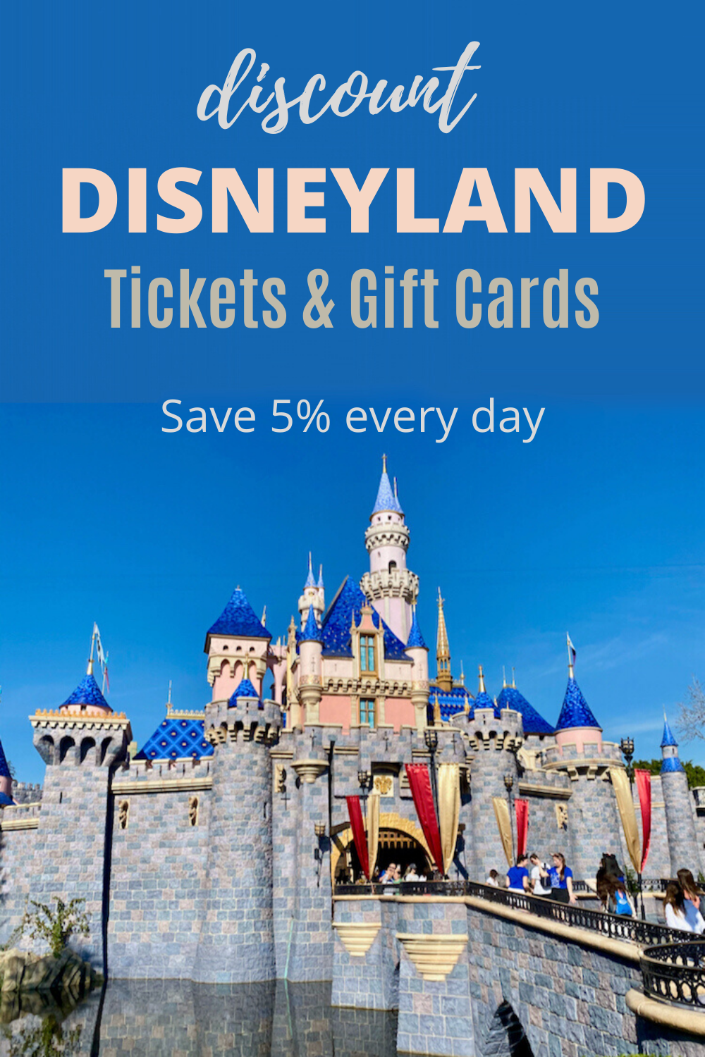 Disneyland Ticket Gift Card Discount Save 5 With Target Redcard All Things Target