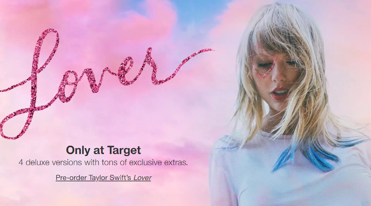 taylor swift new album lover