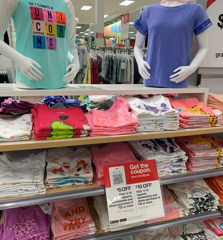 dbaa4cbf $5 off $25 or $10 off $40 Kids' Clothing, Shoes & Accessories | All ...