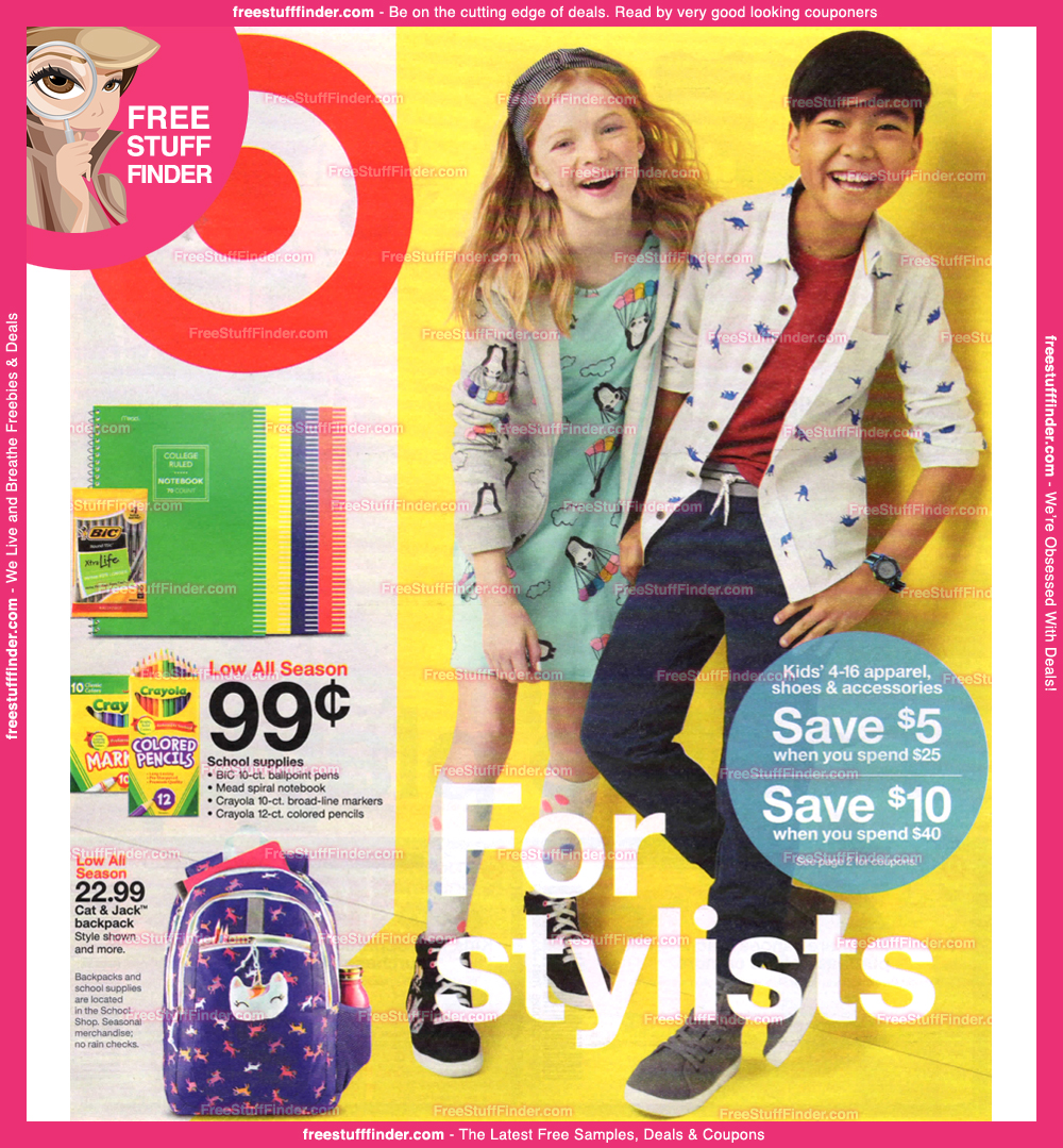 target ad pg 1