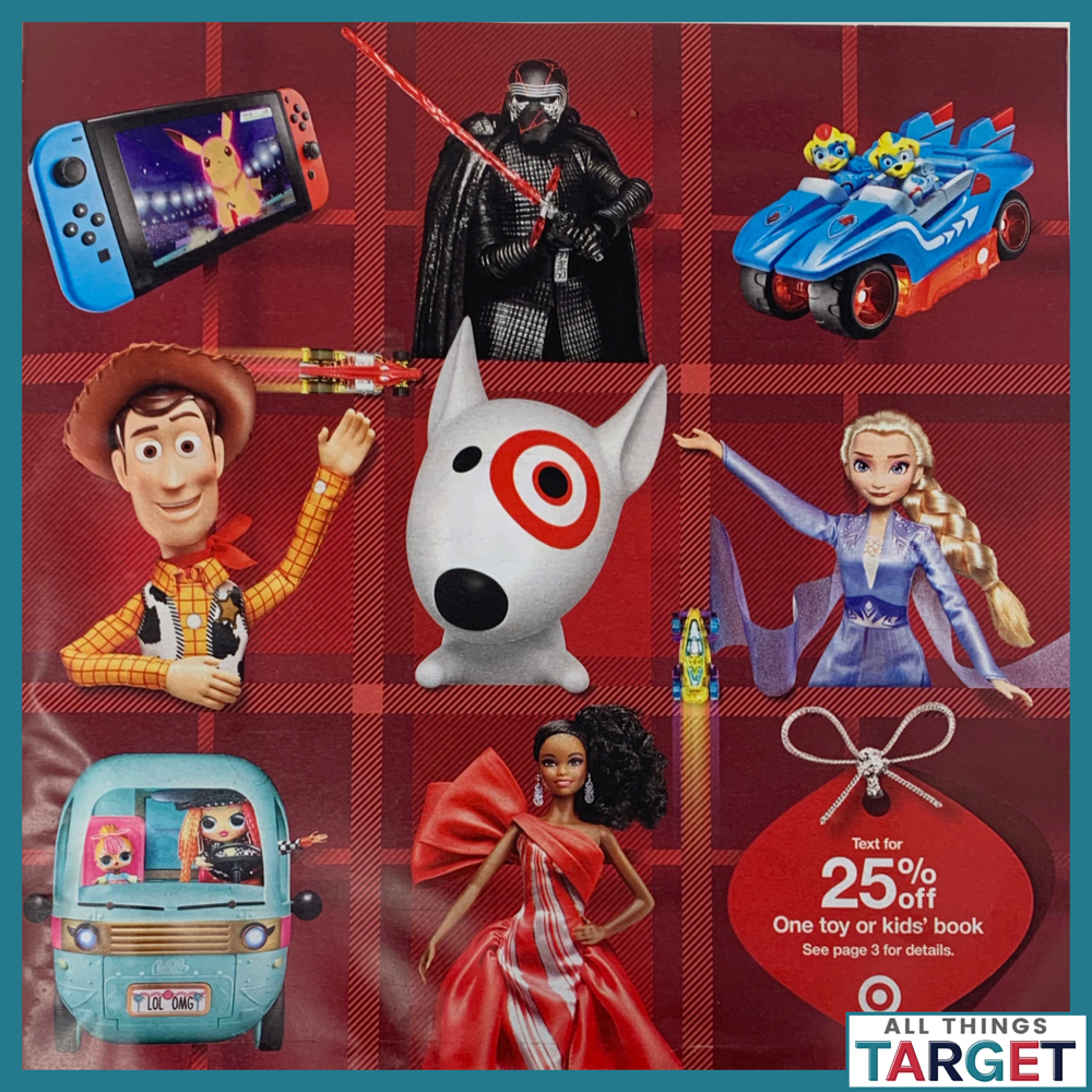target toy cover